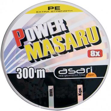 ASARI POWER MASARU 8X 0,45MM 72,73 KG 300 M