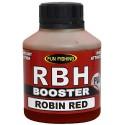 FUN FISHING RBH BOOSTER ROBIN RED 250 ML.